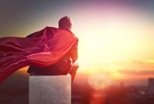 Entrepreneur: From Superhero to Extraordinary Leader